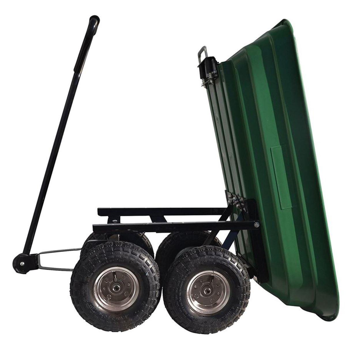 Bild 2 von Güde Gartenwagen GGW 250