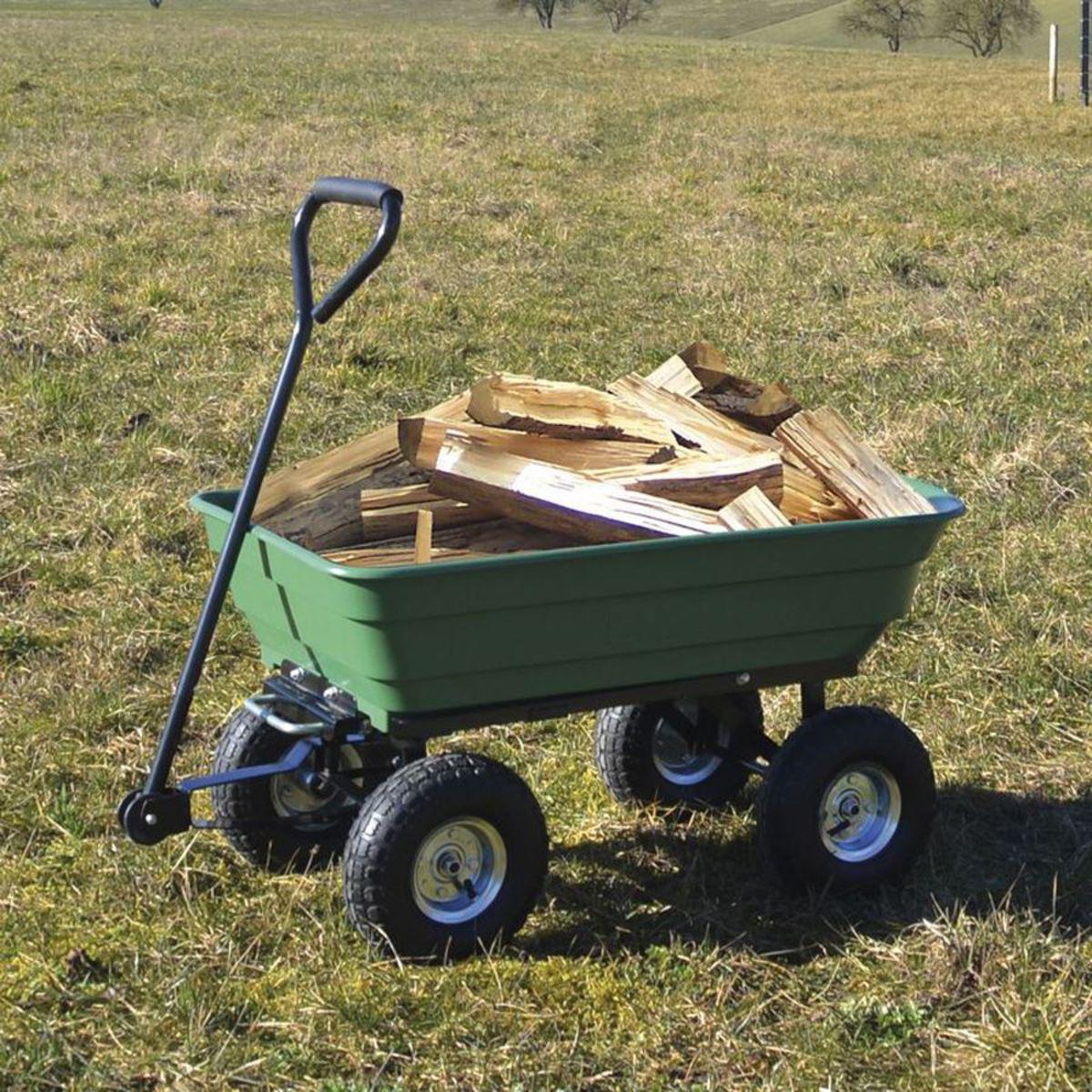 Bild 3 von Güde Gartenwagen GGW 250