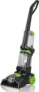 CLEANmaxx Teppichreiniger Professional 800W schwarz/grün mit Teppichshampoo