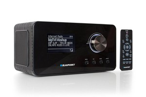 Blaupunkt IRD 30 Internetradio DAB+ Wireless LAN WLAN WIFI MP3 RDS UKW AUX