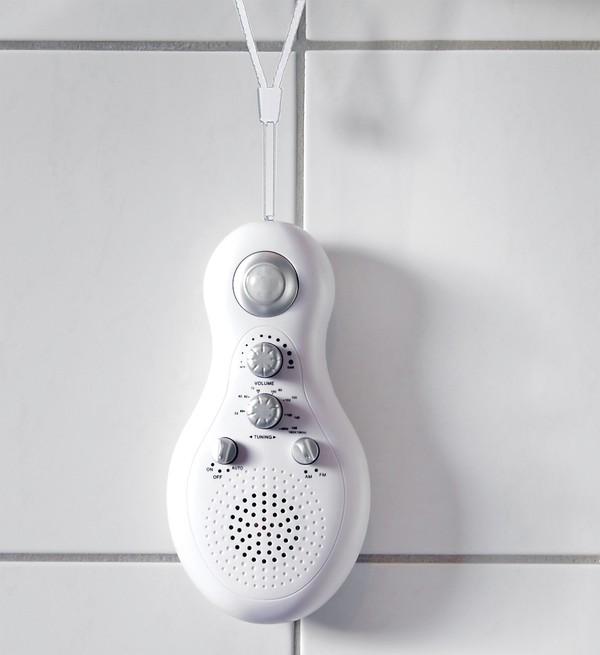 Soundmaster Badezimmerradio Mit Sensor/Bewegungsmelder
