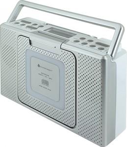 Soundmaster Spritzwassergeschütztes Badezimmer CD/MP3 Radio
