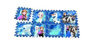 "Knorrtoys Puzzlematte - ""Frozen""/Matten 8/ 8-tlg."