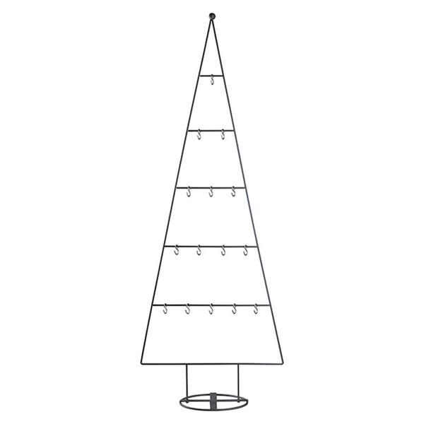 Weihnachtsbaum Metall.Metall Weihnachtsbaum