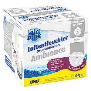 UHU air max Luftentfeuchter Tabs Neutral