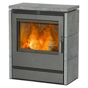 Fireplace Dauerbrandofen Rönky