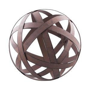 Metallkugel aus Metallstreifen Ø 30 cm