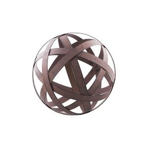 Metallkugel aus Metallstreifen Ø 20 cm