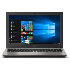 MEDION AKOYA E6437, Intel Core i5-7200U, Windows10Home, 39,6 cm (15,6') FHD Display, 6 GB RAM, 128 GB SSD, Notebook