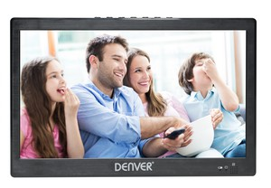 "Denver Portabler 10,1"" LED-TV"