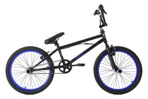 KS Cycling BMX Freestyle 20'' Yakuza schwarz-blau