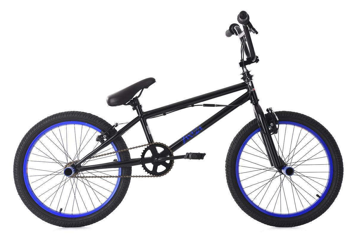 Bild 1 von KS Cycling BMX Freestyle 20'' Yakuza schwarz-blau