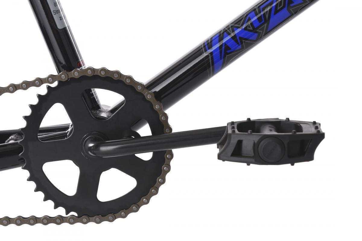 Bild 4 von KS Cycling BMX Freestyle 20'' Yakuza schwarz-blau