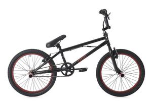 KS Cycling BMX Freestyle 20'' Yakuza schwarz-rot