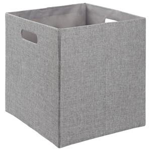 Aufbewahrungsbox Bobby in Grau