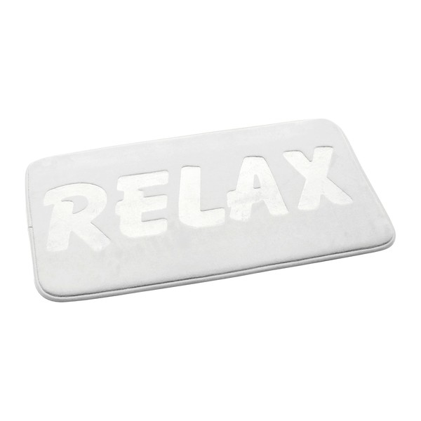 Badematte Relax In Weiss Ca 50x80cm Von Momax Fur 7 99 Ansehen