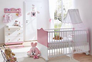 Ticaa Babyzimmer Prinzessin, 3tlg.