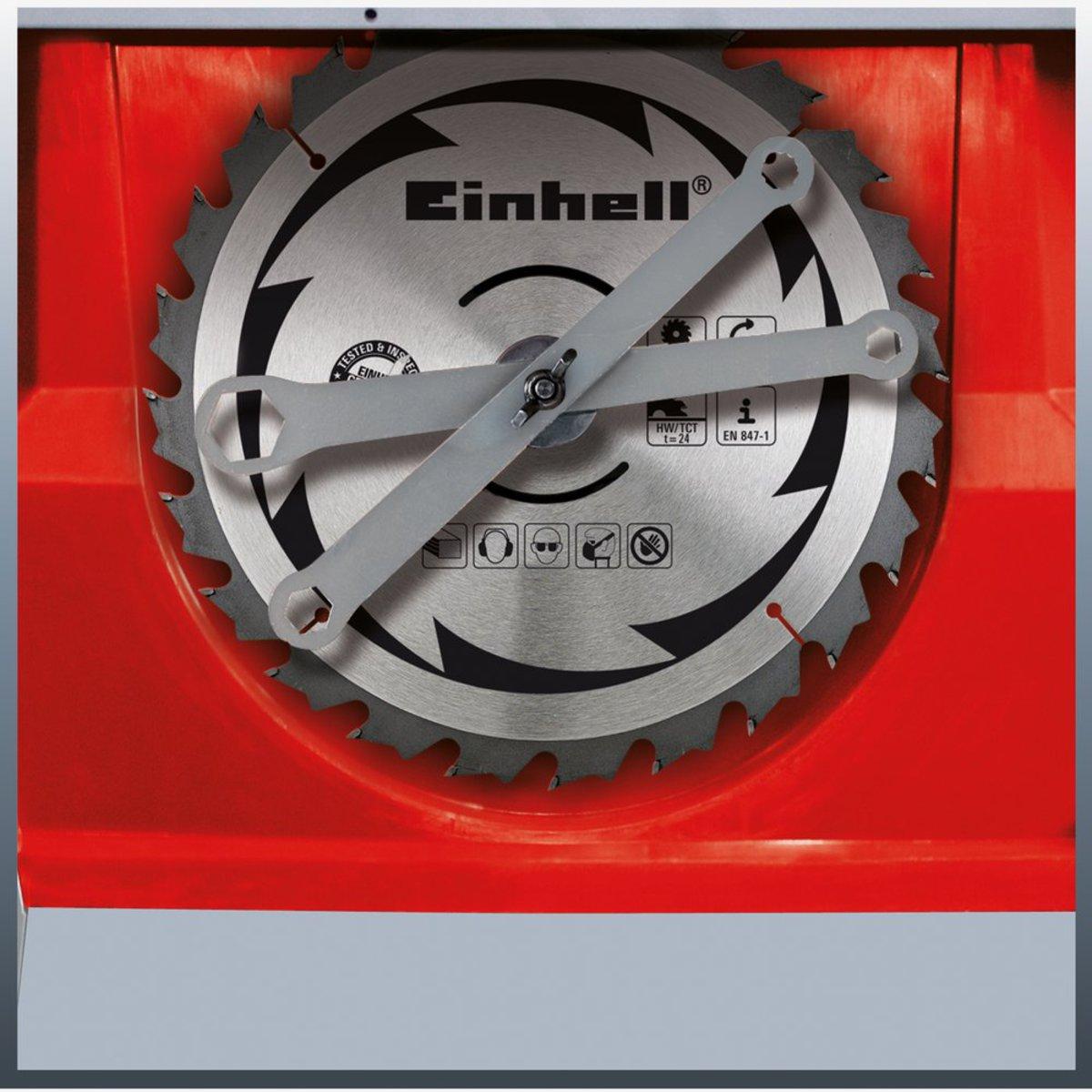 Bild 7 von Einhell - Tischkreissäge TC-TS 2025/01 eco