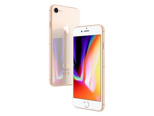 Apple iPhone 8, 64 GB, gold