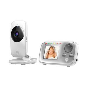 MOTOROLA   Babyphone mit Kamera MBP 482