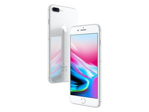 Apple iPhone 8 Plus, 256 GB, silber