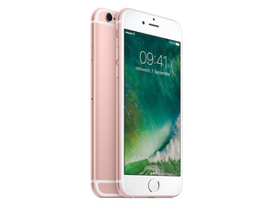 Apple iPhone 6s, 128 GB, roségold