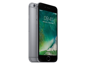 Apple iPhone 6s, 32 GB, space grau
