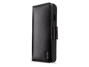 Artwizz SeeJacket Leather, Leder-Schutzhülle für iPhone 7 Plus, schwarz