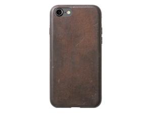 Nomad Horween Leder Case, Schutzhülle für iPhone 7, Echtleder, braun