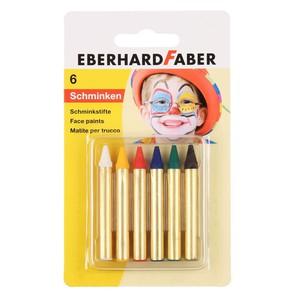 Eberhard Faber Kinder-Schminkstifte, 6er-Set