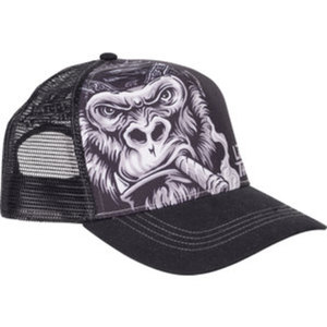 Lethal Threat Gorilla Trucker Cap