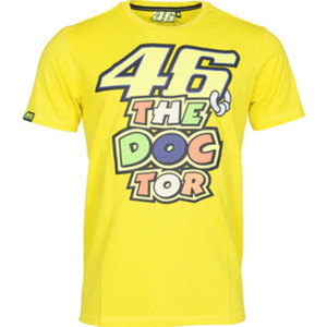 VR46 The Doctor T-Shirt