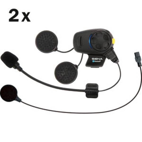 SENA SMH5-FM Universal        Dual - Doppelset