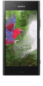 Sony Xperia XZ1 silber