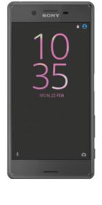 Sony Xperia X weiss