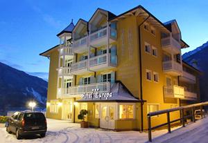 Italien - Südtirol  Hotel Europa