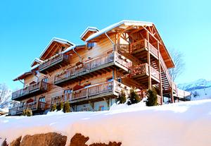 Frankreich - Französische Alpen  Hotel Les Logis D´orres