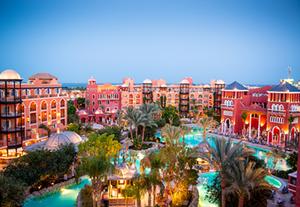 Ägypten - Hurghada  Grand Resort