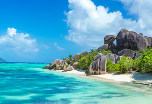 Seychellen – Inselhüpfen  Seychellen – Praslin, La Digue, Mahé - Mahé