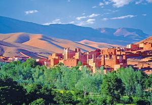 Marokko Rundreise  Höhepunkte Marokkos