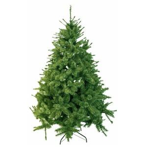 Weihnachtsbaum 185 cm 926 Zweige künstlich grün aus Kunststoff
