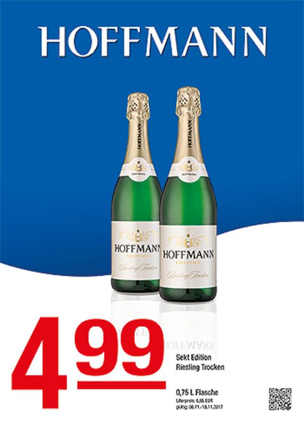Hoffmann Sekt Edition Riesling Trocken von Getränke Hoffmann ansehen ...
