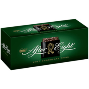 Nestlé After Eight, Choco Crossies oder Choclait Chips