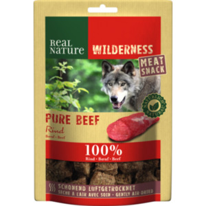 REAL NATURE WILDERNESS Meat Snacks 150g