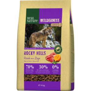 REAL NATURE WILDERNESS Rocky Hills Rind & Ziege