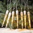Bild 1 von I-Glow LED-Eiszapfen-Lichterkette