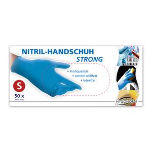 Hygonorm Nitril-Einweghandschuhe
