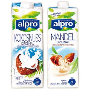 Alpro Soja Kokosnuss / Mandel Drink