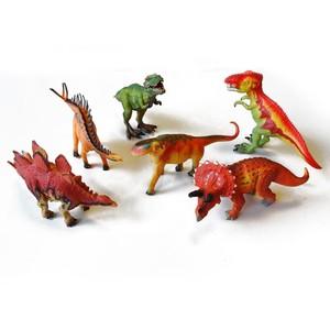 Dinosaurier-Figuren 6-teilig