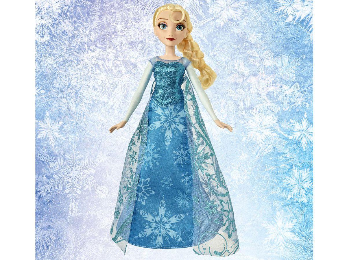 Bild 2 von Hasbro Puppe Die Eiskönigin singende Lichterglanz Elsa